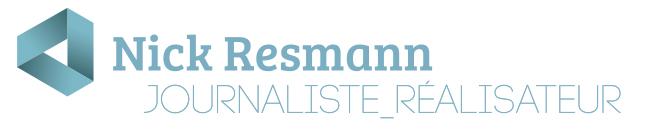 Nick Resmann / JRI à Nantes - Journaliste Reporter d'Images - vidéo - audiovisuel - journaliste - cadreur - réalisateur - réalisation - montage - monteur - Bretagne - Ouest - camera - film - indépendant - freelance - reportage - cameraman