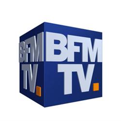 logo BFMTV new